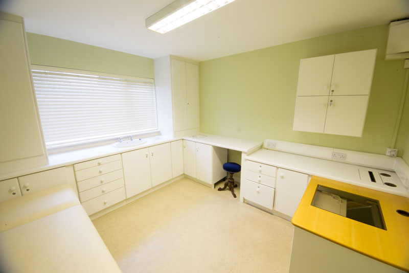 Bellevue Clinic Treatment Room 3 - Available to Rent
